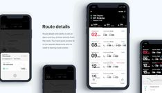 Jakdojade - Pubic & Intercity Transport app on Behance