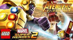 """LEGO Marvel Super Heroes 2: dettagli sul pacchetto ispirato a """"Avengers: Infinity War"""""""