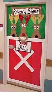 Cómo decorar una puerta en navidad | Solountip.com