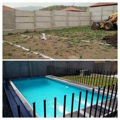 #piscinas #pool #piscinascondiseño #construcciondepiscinas #puscinasmediterraneas #piscina #piscinaschile Chile, Search Video, Zen, Outdoor Decor, Santiago, Swimming Pool Construction, Decks, Chili Powder, Chilis