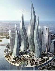 Get the Dubai answers you need. Ask the Dubai questions you want. Your most frequently asked questions on Dubai answered. Futuristic Architecture, Beautiful Architecture, Art And Architecture, Futuristic Design, Islamic Architecture, Architecture Portfolio, Famous Buildings, Amazing Buildings, Modern Buildings