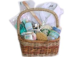 How to Make a Spa Themed Gift Basket (with Pictures)   eHow