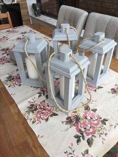 DIY wood lanterns, pallet lanterns, pallet project, scrap wood - Fashion for Women Wooden Lanterns, Lanterns Decor, Ideas Lanterns, Pallet Crafts, Wooden Crafts, Diy Pallet, Diy Crafts, Scrap Wood Projects, Pallet Projects