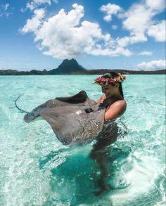 Luxury Boat, Luxury Travel, Bora Bora, Tahiti, Beautiful Stories, Animals Beautiful, Monuments, Wherever You Go, Destinations
