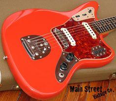 Fender Jaguar, 1962