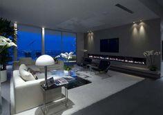 23 MODERN LIVING ROOMS