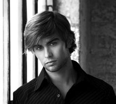 Chase Crawford. I like the hair here and the eyes. He'd make a good Wes I think.