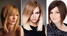 Стрижки для тонких волос средней длины / Все для женщины