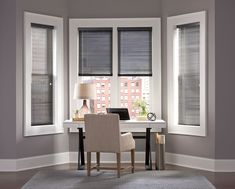 Bay windows can be beautiful. Challenging. Lovely. Difficult. Ordering blinds for these angular spaces can be a bit intimidating. But few things make a room look polished as much as a well dressed bay window.Today, we're going to walk you