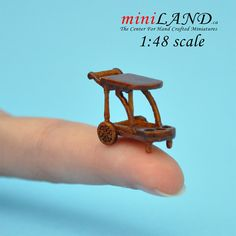 Limited Edition! Made of wood. This is not a kit - ready to use.  This item is not a toy.
