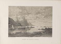Norge fremstillet i Tegninger - Eilert Adelsteen Normann - Parti af Bodö havn. jpg (6080×4360)