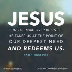 Friends of Jesus, a new Bible Study from Karen Kingsbury