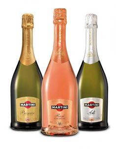 Martini Rose Sparkling Wine