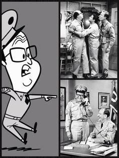 Sgt. Bilko (The Phil Silvers Show) 1955-59