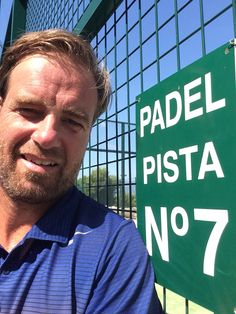 August 2015: My first Padel experience in Tortosa, Spain. Great facilities at the Club de Tennis de Tortosa. To be continued!