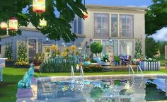Mod The Sims - Downloads -> Lots & Housing