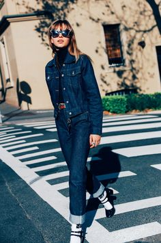 We've tapped Chronicles of Her's roundup of students with the coolest street style so study up and take note for endless outfit inspiration.