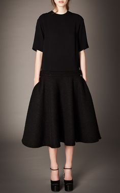 Rochas Look 17 on Moda Operandi more amazing apparel: http://999dresses.blogspot.com/