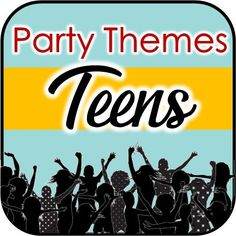 Tons of teenage party themes to choose from, plus a cool way to let your friend's help you choose YOUR perfect teen party theme.Theme ideas range from popular and creative to unique and original!