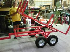 Build your own tractor cart? - MyTractorForum.com - The Friendliest Tractor Forum and Best Place for Tractor Information