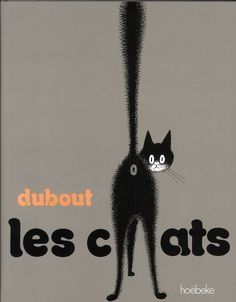 cats of Albert Dubout