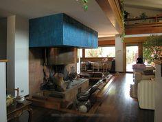 Giovanni Michelucci  Casa Reali Vannucci-Cangioli progetto: 1965 - costruzione: 1970 Pistoia (PT) - via del Maestrale, 9