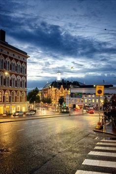 Streets of Helsinki, Finland