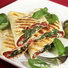 mediterranean diet recipes | Mediterranean Diet: Weekend Comfort Food Ideas, Panini & Pasta Recipes ...