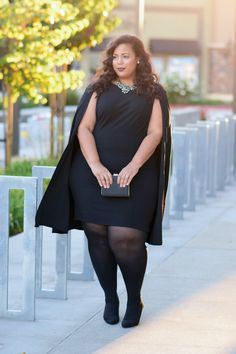 GarnerStyle   The Curvy Girl Guide: Capers