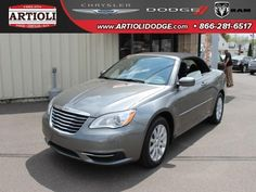 2013 Convertible Certified Pre Owned