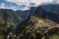 Peru - Cidade sagrada de Machu Picchu