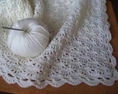 Tina's handicraft : 12 designs&pattern for baby blanket Crochet Afghans, Crochet Bedspread, Crochet Blanket Patterns, Baby Blanket Crochet, Crochet Stitches, Knit Crochet, Knitting Patterns, Crochet Hats, Crochet Carpet