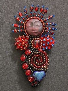 Ritual - Beadwork, Beaded Dolls, And Dragons