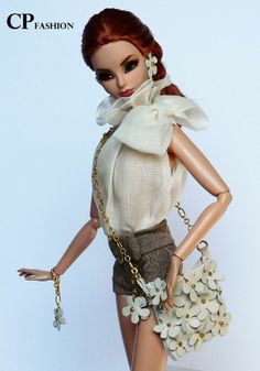 CP ITALIAN STYLE handmade outfit for  DYNAMITE GIRLS,BARBIE...
