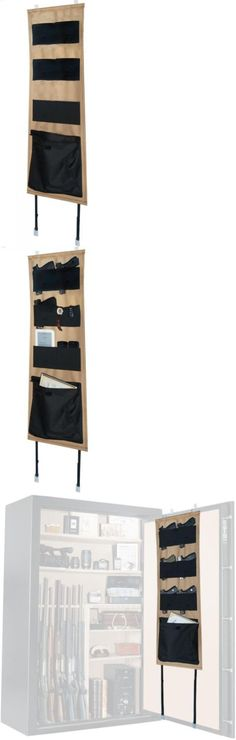 Cabinets and Safes 177877: Cannon Premium Gun Safe Door Panel Organizer 6 Pistol Holster Kit Burglary Fire -> BUY IT NOW ONLY: $45.16 on eBay!