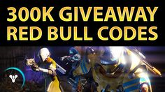 Planet Destiny: 300,000+ Thank You & Red Bull Code Giveaway