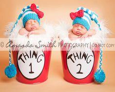 Twins! So Cute.
