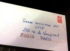 Les électeurs de l'#UMP ne se sentent-ils pas un peu .... cocus ?