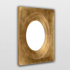 Hardwood Gilt Mirror