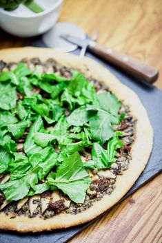 Vegan pizza recipe, Vegan pizza and Pizza day on Pinterest