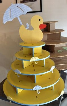 Brooklyn Cupcake, Rubber Duck Tower