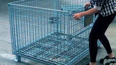 for Industrial Supply & Transportation Wire Mesh, Mesh Panel, Cage, Transportation, Container, Industrial, The Unit, Wire Mesh Screen