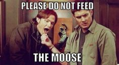Supernatural Funny | Doctor Who | We Heart It