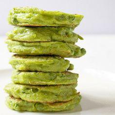 Pea Fritters Recipe