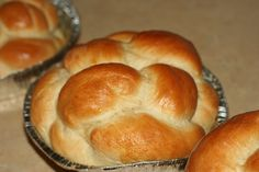Holiday Challah Bread