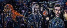 Women of the Fantomaya