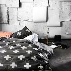 Aura by Tracie Ellis bed linen - simply the best.