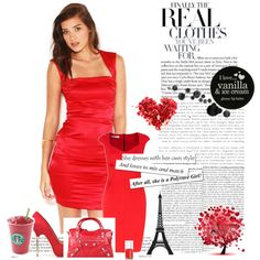 Valentines Day Outfit <3
