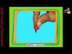 Manualidades con Plastilina: búho de plastilina - YouTube