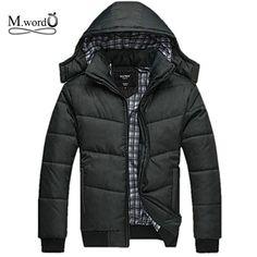 Hooded Coats  Padded Down Jacket